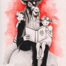 Le Diable expliqué aux enfants - Julie Salkowski