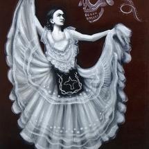 Frida et et le crâne - Julie Salkowski