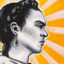 Frida-The Sun - Julie Salkowski