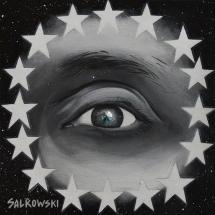 The Hopeful's Eye - Julie Salkowski