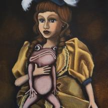 The Princess and the Frog - Julie Salkowski